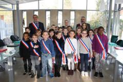 2018 - Mise en place Conseil Municipal des Enfants